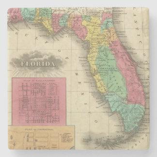 La Florida 10 Posavasos De Piedra
