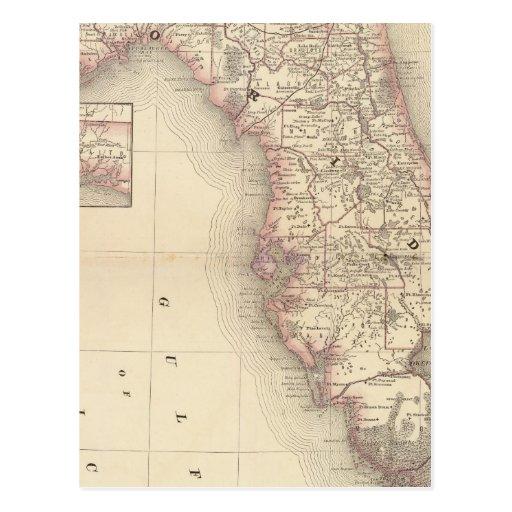 La Florida 10 Postal