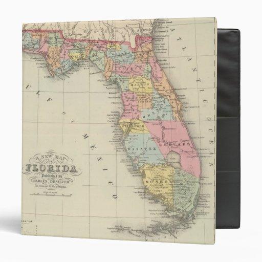 """La Florida 13 Carpeta 1 1/2"""""""