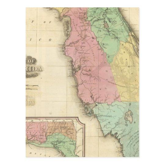 La Florida 4 Tarjetas Postales