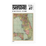 La Florida 5 Timbres Postales