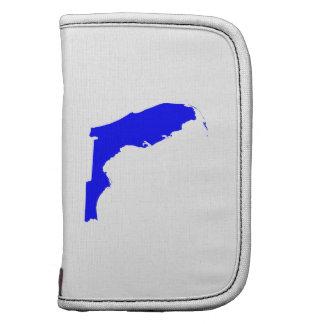 La Florida azul Planificador