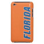 La Florida - azul y blanco Barely There iPod Funda