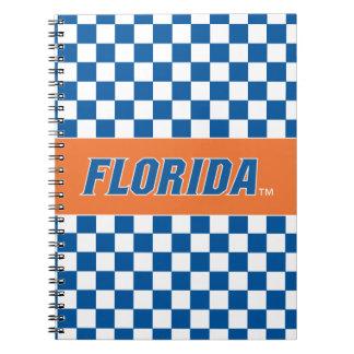 La Florida - azul y blanco Cuadernos