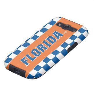 La Florida - azul y blanco Samsung Galaxy SIII Funda