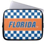 La Florida - azul y blanco Funda Ordendadores