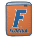 La Florida - azul y blanco Fundas Para iPads