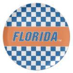 La Florida - azul y blanco Platos