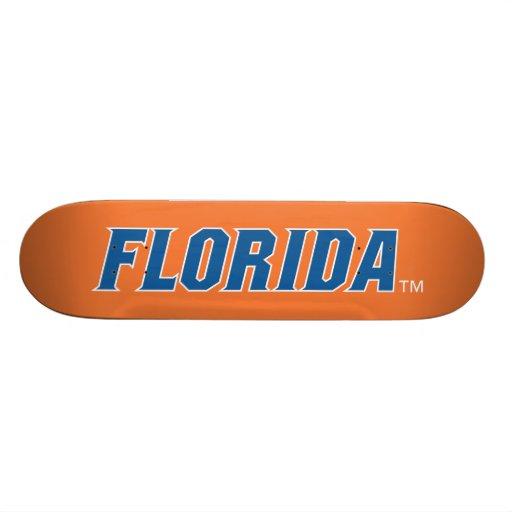 La Florida - azul y blanco Skate Boards