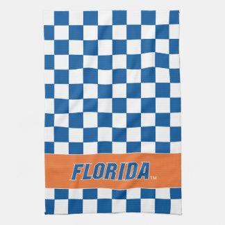 La Florida - azul y blanco Toallas