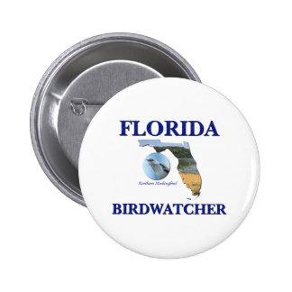 La Florida Birdwatcher Pins
