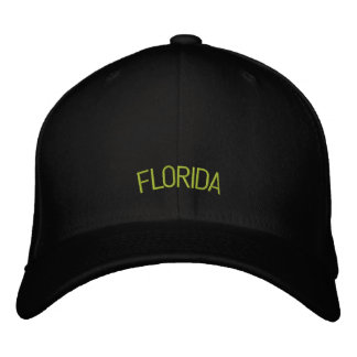 La Florida bordó el gorra Gorra De Béisbol