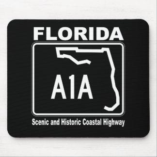 La Florida carretera costera escénica e histórica  Alfombrillas De Ratones