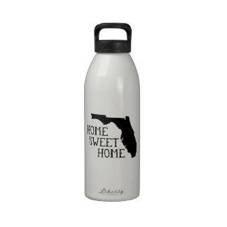 La Florida casera dulce casera Botella De Agua Reutilizable
