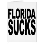 La Florida chupa Tarjeta