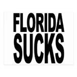 La Florida chupa Tarjetas Postales
