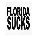 La Florida chupa Tarjetones