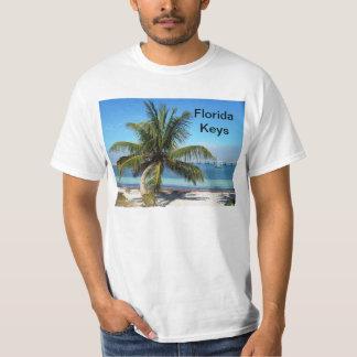 La Florida cierra la camisa de la camiseta del
