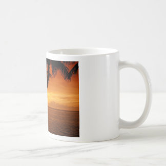 La Florida cierra puesta del sol Taza Clásica