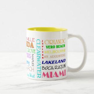 La Florida coloca la taza