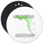 La Florida crecida Pin