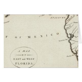 La Florida del este y del oeste Felicitaciones
