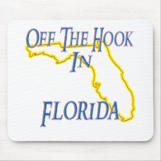 La Florida - del gancho Alfombrillas De Raton