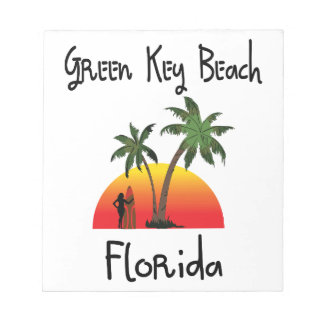 La Florida dominante verde Bloc De Notas