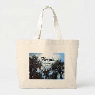 La Florida, el estado del sol Bolsa Tela Grande