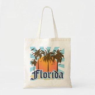 La Florida el estado del sol los E.E.U.U. Bolsa Tela Barata