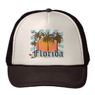 La Florida el estado del sol los E.E.U.U. Gorros