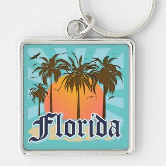 La Florida el estado del sol los E.E.U.U. Llavero