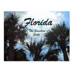 La Florida, el estado del sol Postal