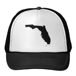 La Florida en blanco y negro Gorras