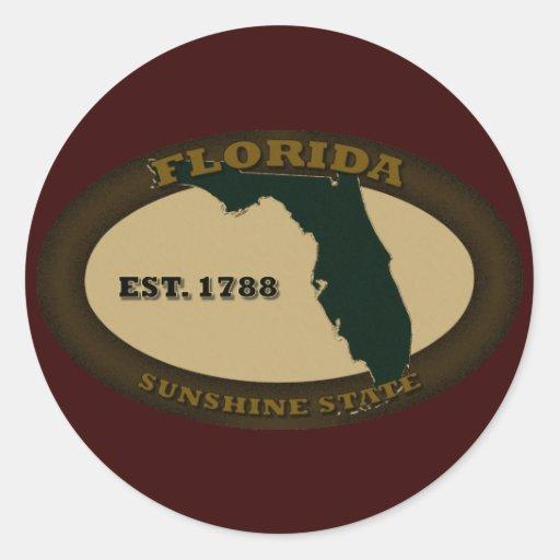 La Florida Est. 1845 Etiquetas