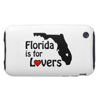 La Florida está para los amantes iPhone 3 Tough Protectores