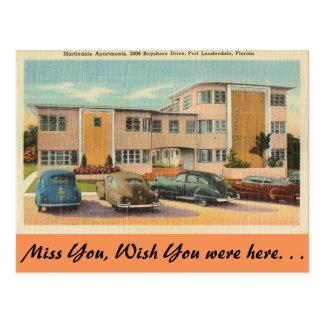 La Florida, Fort Lauderdale, apartamentos de Postal