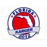 La Florida Fred Karger Tarjetas Postales