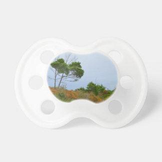 La Florida friega árboles de la tierra Chupetes Para Bebés