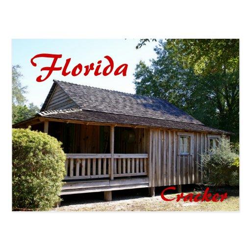 La Florida, galleta Tarjeta Postal