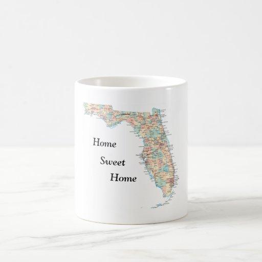 La Florida, hogar, dulce, hogar Taza