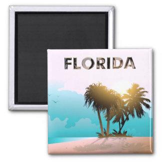 La Florida Imán Cuadrado