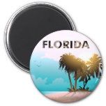 La Florida Imán Redondo 5 Cm