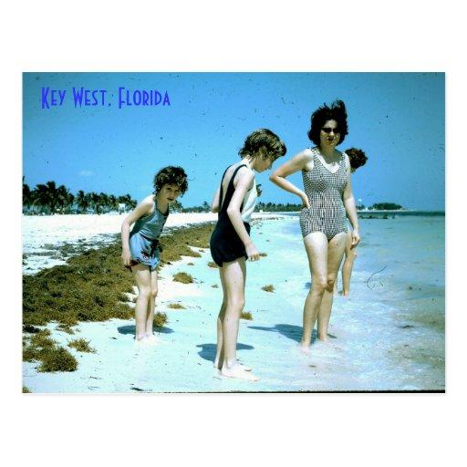 La Florida Key West 1965 vara, Key West, la Postales