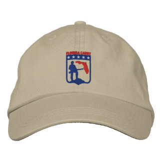 La Florida lleva el gorra bordado Gorro Bordado