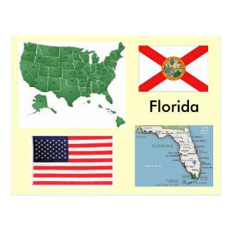 La Florida, los E.E.U.U. Tarjetas Postales