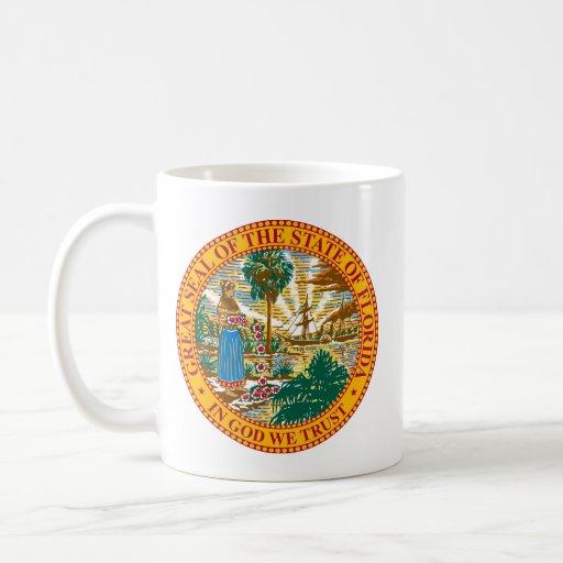 La Florida, los E.E.U.U. Taza Básica Blanca