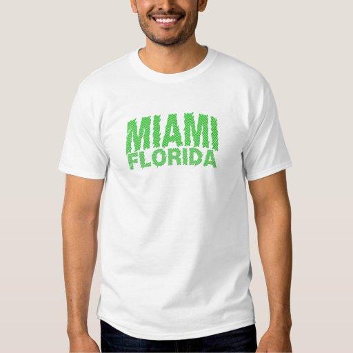 LA FLORIDA MIAMI (5) REMERA