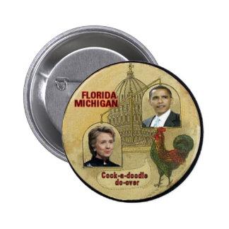La Florida Michigan Hacer-Sobre el botón Pins