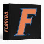 "La Florida - naranja y azul Carpeta 1 1/2"""